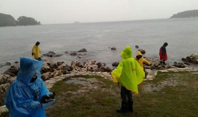 Rovinjani istraživali morsku obalu!