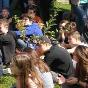 Počeo je projekt Aktivni mladi u zaštiti okoliša i prirode