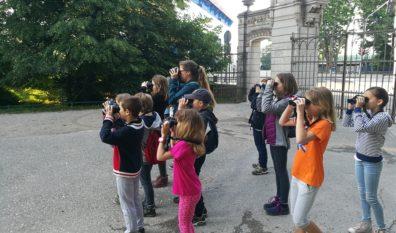 Biotekini klinci promatrali ptice u Maksimiru